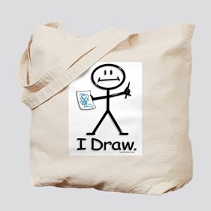 BusyBodies Artist (Draw) Tote Bag