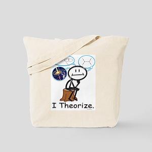Astrophysicist Tote Bag