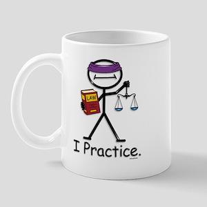 Attorney Practice Mug