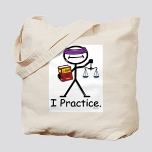 Attorney Practice Tote Bag