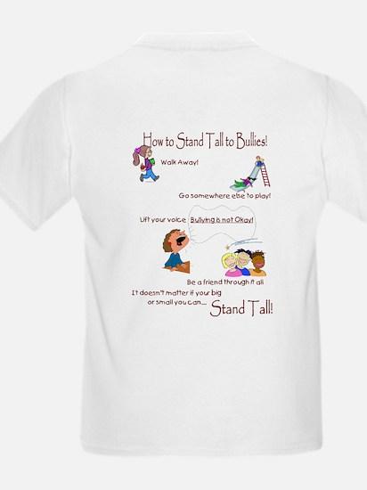 Nobody Likes A Bully! T-Shirt