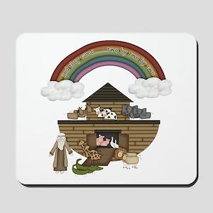 Noah's Ark Mousepad
