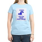 Conrail Safety & Service Women's Pink T-Shirt