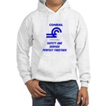 Conrail Safety & Service Hooded Sweatshirt