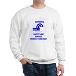 Conrail Safety & Service Sweatshirt