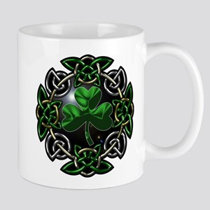 St. Patrick's Day Celtic Knot Mug