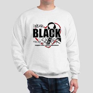 SK: Black for Sister Sweatshirt