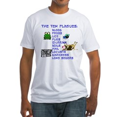 The Ten Plagues of Passover Shirt