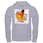 Drinking shirt - Beauty in eye of the Beer Holder