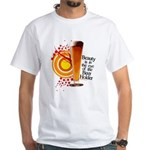 Beauty in the eye of the Beer Holder funny shirts