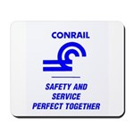 Conrail Safety & Service Mousepad