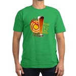 Funny tee shirt - Beauty, eye of the Beer Holder