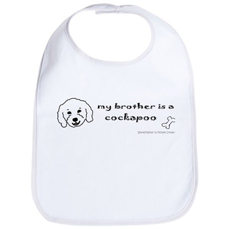 cockapoo gifts Bib