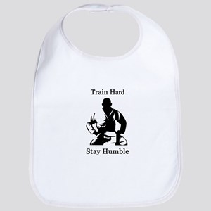 brazilian jiu jitsu t shirt Baby Bib
