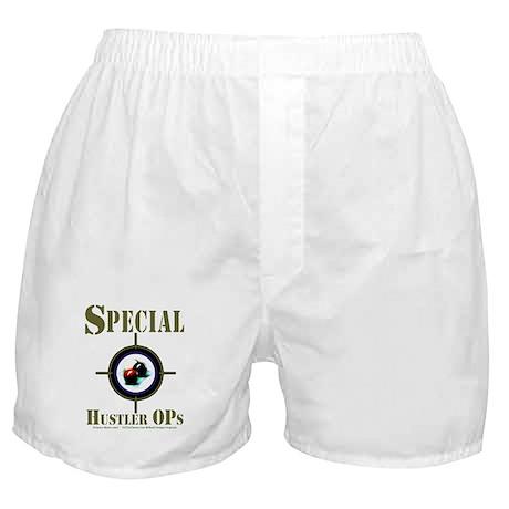 Special Hustler Ops Mens Boxer Shorts