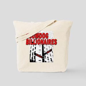 Scumdog Billionaires Tote Bag