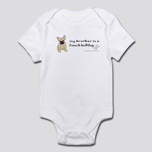 French Bulldog Gifts Infant Bodysuit