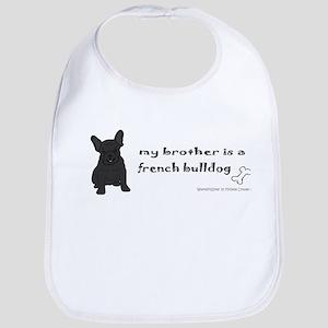 french bulldog gifts Bib