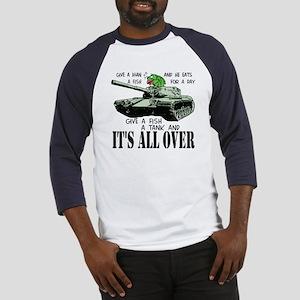 Fish Tank Baseball Jersey