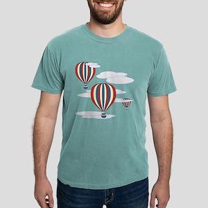 Hot Air Balloon Sky T-Shirt