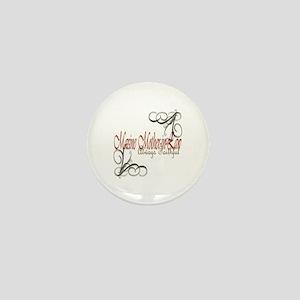 Swirl Mother-In-Law Mini Button