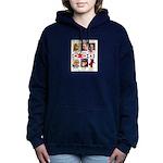 KXOA DJ collage Sweatshirt