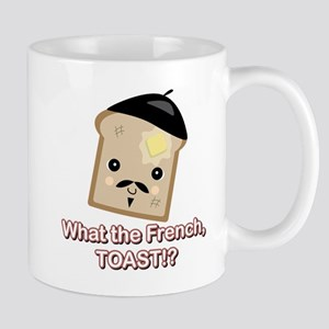 What the French Toast Kawaii Style Mug