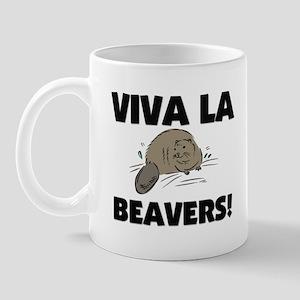 Viva La Beavers Mug