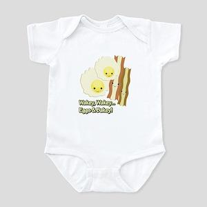 Wakey Wakey Eggs N Bakey Infant Bodysuit