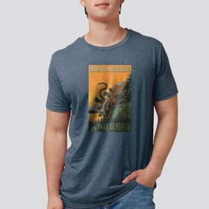 """A New Dawn"" Tree Octopus T-Shirt"