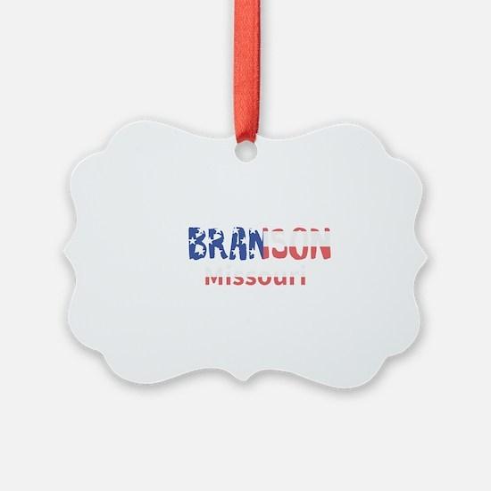 Branson Missouri Ornament
