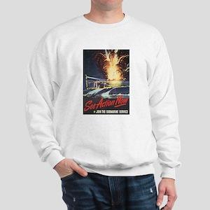 US Navy Submarine Sweatshirt