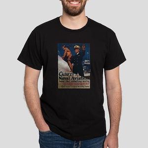U.S. Navy Aviation Dark T-Shirt