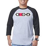 KXOA T-shirt Mens Baseball Tee