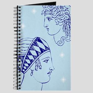 Greek Goddesses/Goddess (blue) Journal