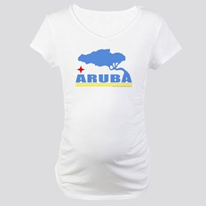 Aruba Divi Maternity T-Shirt