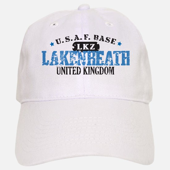 Lakenheath Air Force Base Baseball Baseball Cap