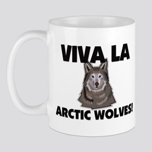 Arctic Wolves Food Chain Drinkware Cafepress