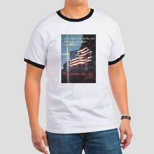 Navy WWII Poster Ringer T