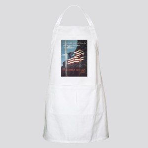 Navy WWII Poster BBQ Apron