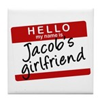 Twilight - Jacob's Girlfriend Tile Coaster