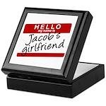 Twilight - Jacob's Girlfriend Keepsake Box