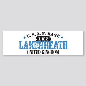 Lakenheath Air Force Base Bumper Sticker
