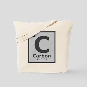 Carbon Tote Bag