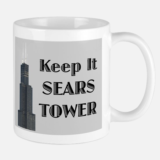Keep It Sears Tower Mug