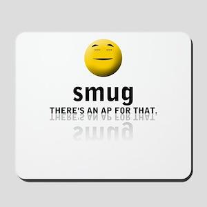 Smug Mousepad