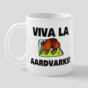 Viva La Aardvarks Mug