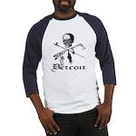 Detroit Pirate Baseball Jersey