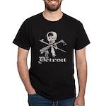 Detroit Pirate Dark T-Shirt