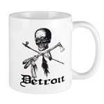 Detroit Pirate Mug